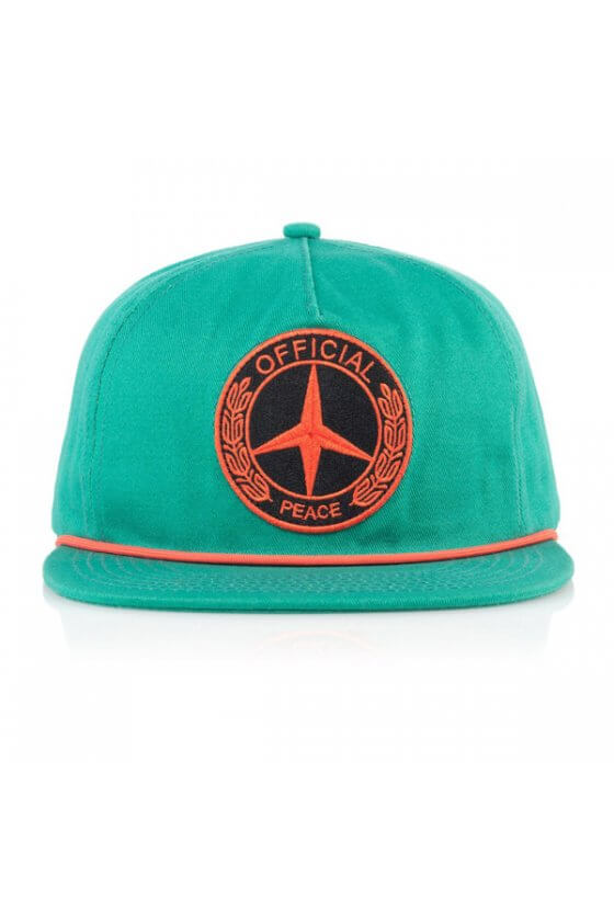Official - Stay Classic Peacedes Mint