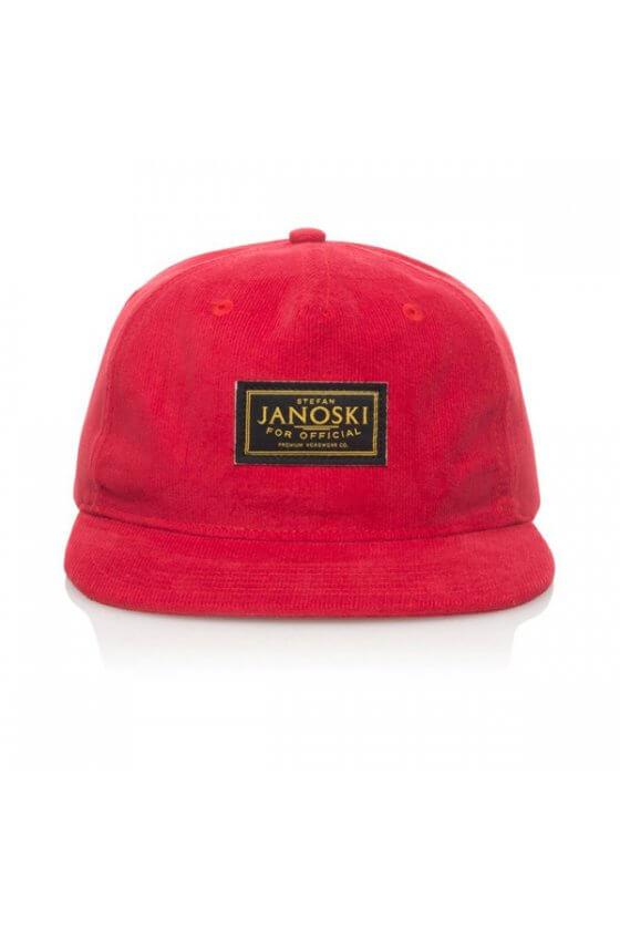 Official - Ballpark Janoski Estate Red