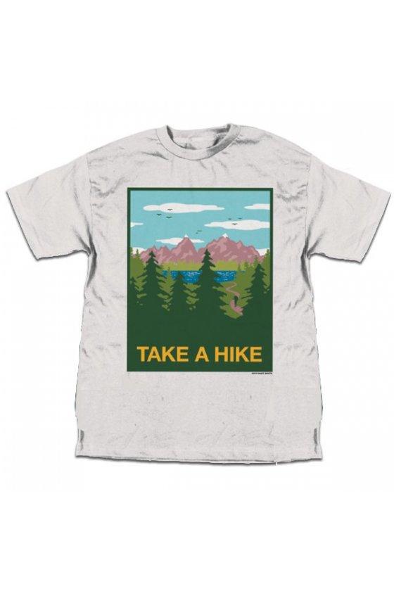 SkateMental - Take A Hike White
