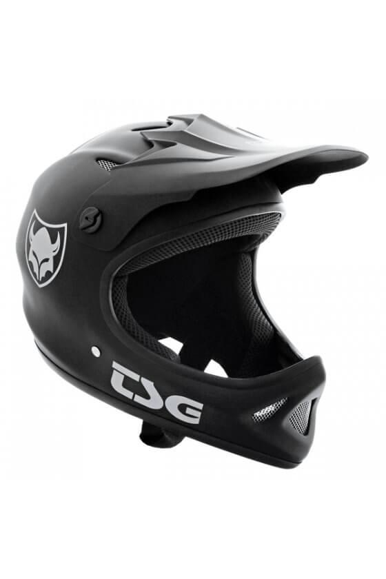 TSG - Staten Solid Color Flat Black - Opaco, Peso 1000gr