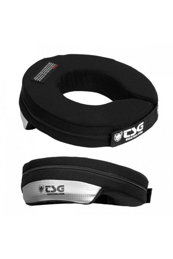 TSG - Neck Brace Black