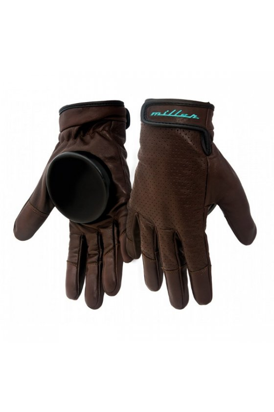 Miller - Slide Freeride Brown Leather