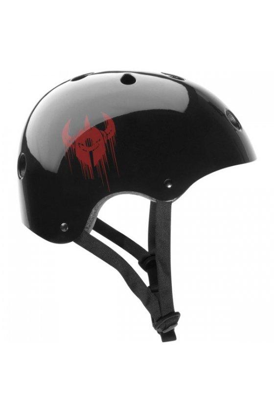 Darkstar - Pack Drip Helmet Black