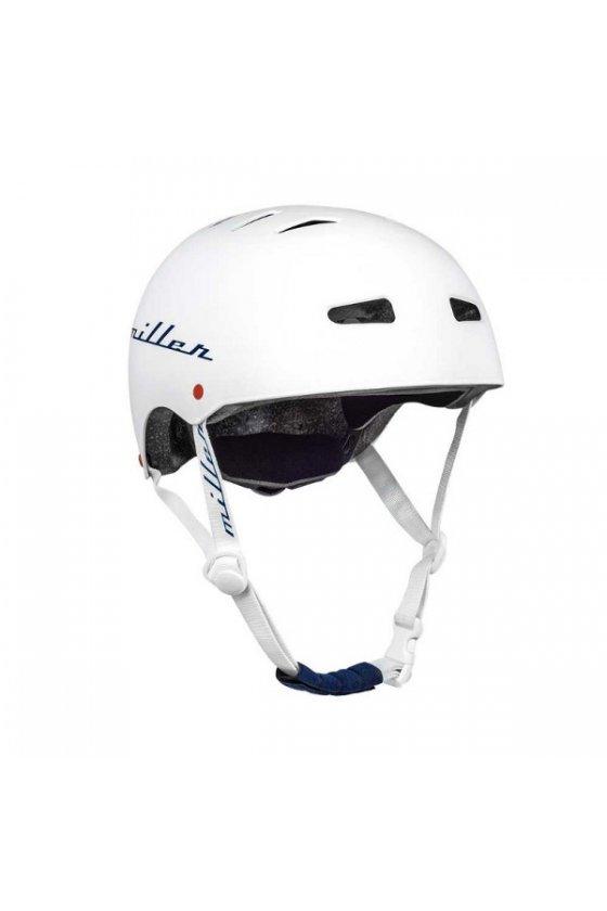 Miller - Pro Helmet II White