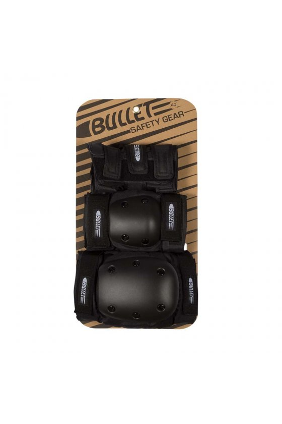 Bullet - Black Set Adult