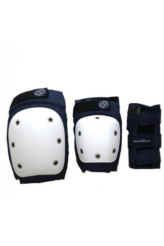 Miller - Rider Pad ( Knee Elbow Wrist Pad )