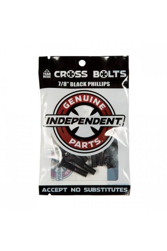 Independent - Genuine Parts Phillips Hardware 7/8 in Black