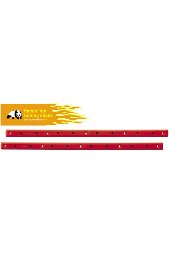 Enjoi - Flamin Hot Tummy Sticks Red