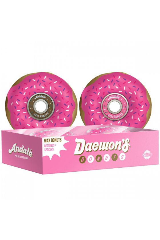 Andale - Donut Wax Daewon Song