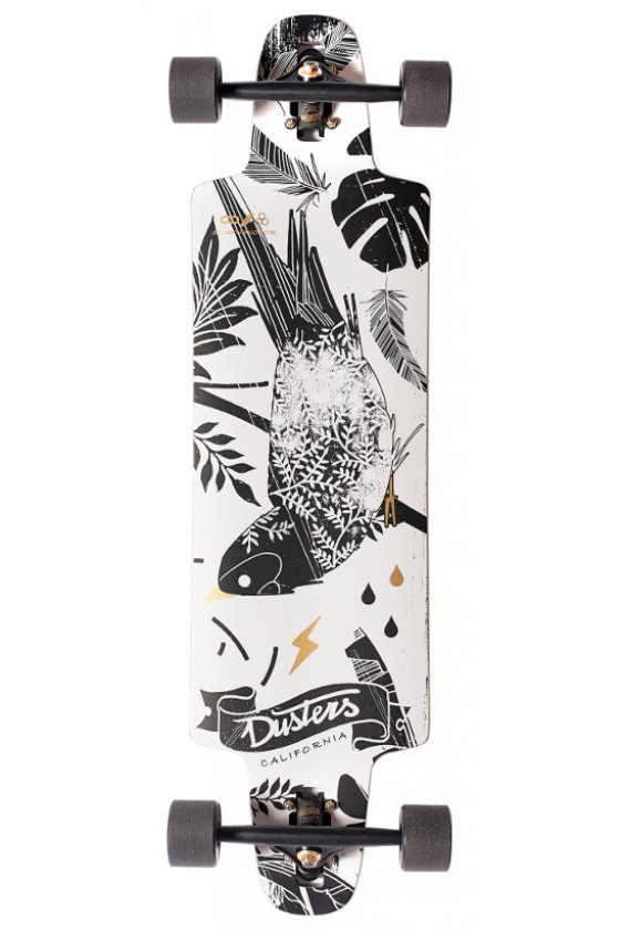 Dusters - Pena Lite Black White 36""