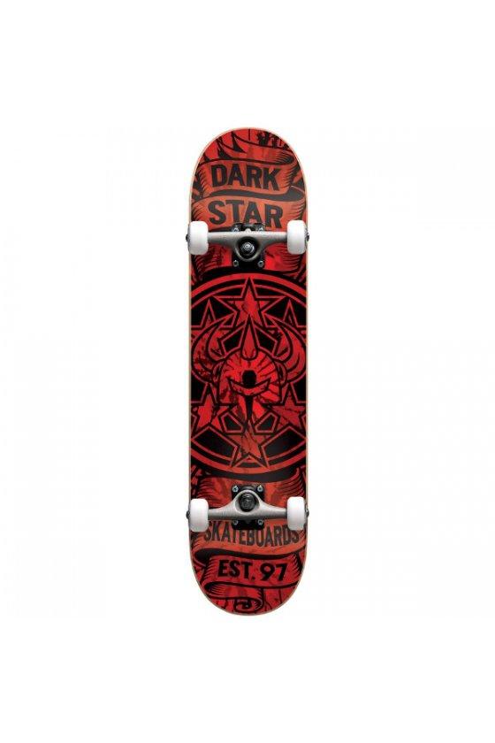 "Darkstar - Civil FP Red 7.625"""