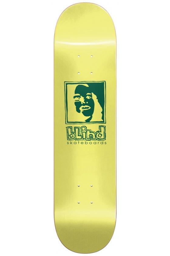 "Blind - Team Green Yellow Girl 8.5"""