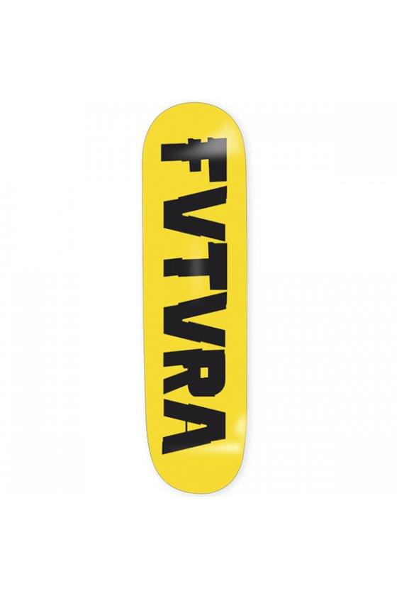 "Fvtvra - Colby Logo Yellow 8.0"""