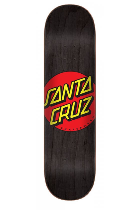 Santa Cruz - Team Classic Dot Wide Tip 8.5in x 32.3in