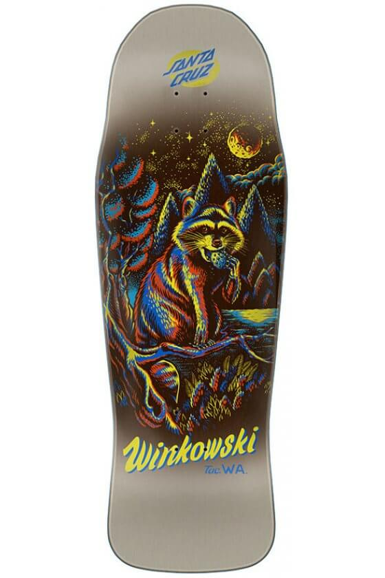 Santa Cruz - Preissue Winkowski Trash Panda 10.34in x 30.54in