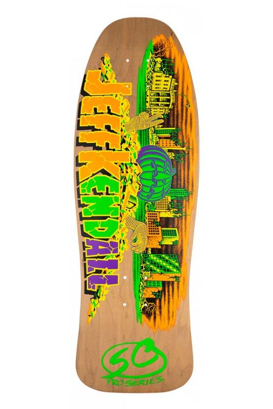 Santa Cruz - Reissue Kendall Pumpkin Reissue 10in x 30.12in