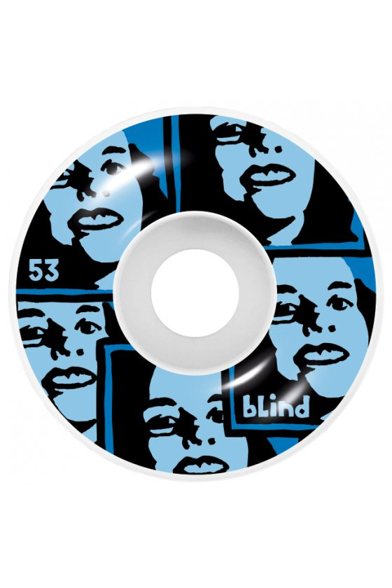 Blind - Girl Blue 53mm
