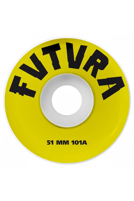 Fvtvra - Colby Rolls Yellow 51mm