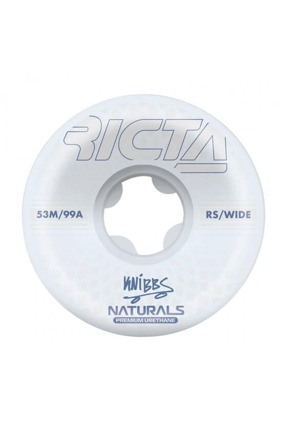 Ricta - 53mm Knibbs Reflective Naturals Wide 99a Ricta