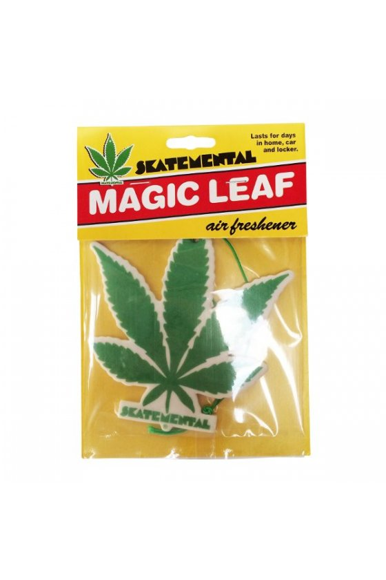 SkateMental - Air Freshener Poat Leaf Air Freshener