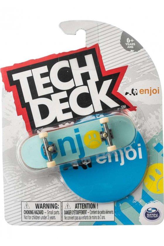 Enjoi - Frowny Face No Brainer Mint Tech Deck