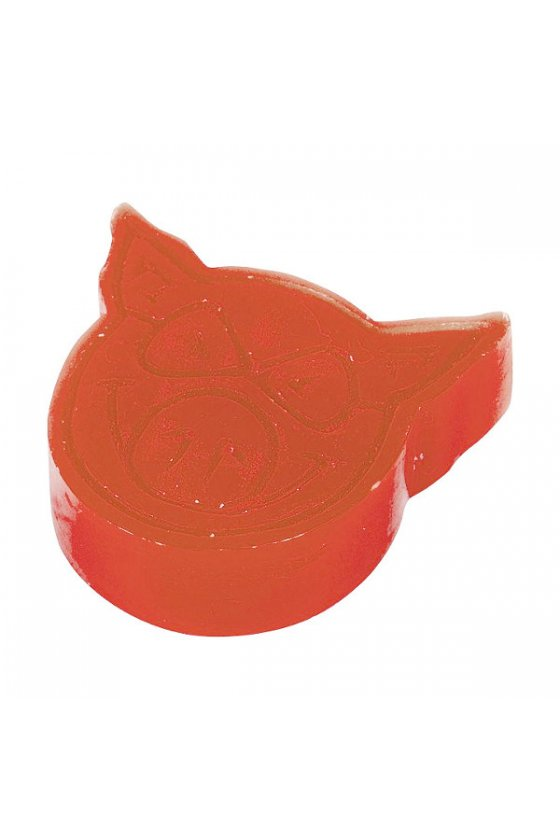 Pig - Neon Curb Red