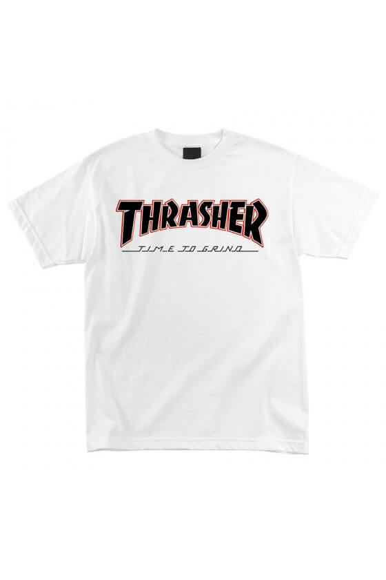 Independent - Thrasher Time To Grind White