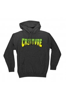 Creature - Creature Logo Charcoal Heather