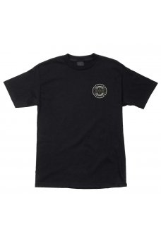 Independent - Cab Flourish S/S Regular Black