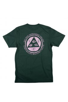 Welcome - Latin Talisman Tee Forest/Pink