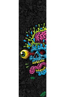 Mob - Jimbo Phillips Skull Blast Grip Tape 9in x 33in