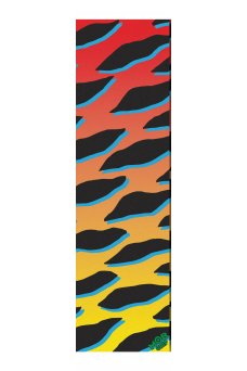 Mob - Wyld Tiger Grip Tape 9in x 33in Graphic Mob