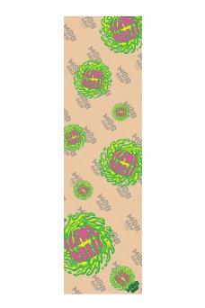 Mob - Griptape Grafica Slime Balls Multi Slime Clear Grip Tape 9in x 33in