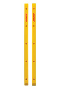 Santa Cruz - Slimline Rails Yellow