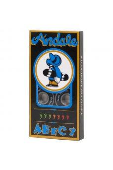 Andale - Abec 7 Black