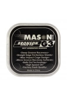Bronson - Mason Silva Pro Bearing G3