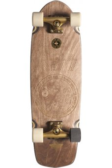 """Dusters - Kiss Natural 29.5"""" x 8.75""""- 60mmx43,8mm 83A - Tensor 6.0"""" - Wheel Base 15"""""""