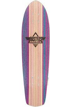 Dusters - Flashback Checker Tie Dye Pink Blue 31.1