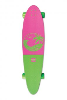 Dusters - California Dreaming Neon Green Pin Tail 40