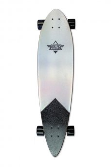 Dusters - Moto Cosmic Holographic Pin Tail 37