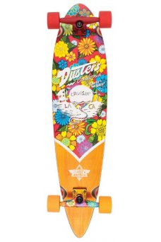 Dusters - Cruisin Blossom Red Yellow 37""