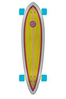 Santa Cruz - Hands Allover 9.58in x 39.0in Cruzer Pintail