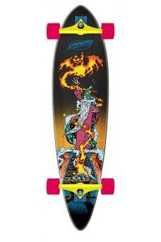 Santa Cruz - Fire Wizard 9.58in x 39.0in Cruzer Pintail
