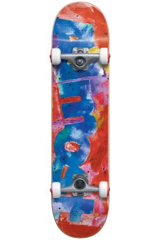 Almost - Color Bleed FP Youth Red Mid 7.25""