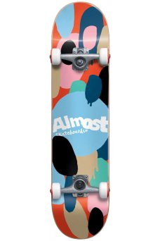 """Almost - Spotted Fp Mini Red 7.0"""""""