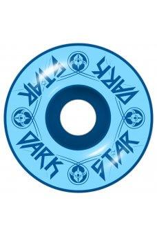 Darkstar - Timeworks Fp Micro Blue Tie Dye Soft Top 6.5