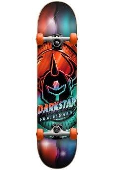 """Darkstar - Anodize Yth FP w/Soft Wheels Multi 7.25"""""""