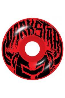 Darkstar - VHS FP w/Soft Wheels Rasta 7.5