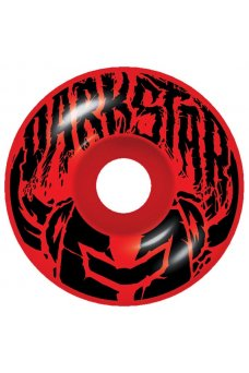 Darkstar - Full Throttle FP soft wheels Red 7.625