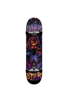 Darkstar - Fortune Soft Wheels Mid Purple 7.25""